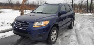 Used 2010 Hyundai Santa Fe FWD 4dr I4 GL for sale in Montréal, QC