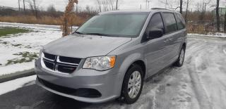 Used 2017 Dodge Grand Caravan 4dr Wgn SXT for sale in Montréal, QC