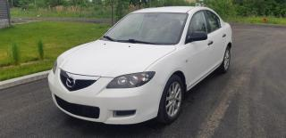 Used 2007 Mazda MAZDA3 4dr Sdn for sale in Montréal, QC