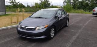 Used 2012 Honda Civic 4dr Auto LX for sale in Montréal, QC