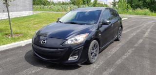Used 2010 Mazda MAZDA3 4dr HB Sport for sale in Montréal, QC