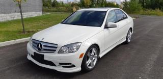 Used 2011 Mercedes-Benz C-Class 4dr Sdn C 250 4MATIC for sale in Montréal, QC