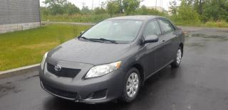Used 2009 Toyota Corolla 4DR SDN for sale in Montréal, QC