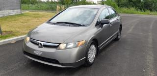 Used 2008 Honda Civic 4DR AUTO for sale in Montréal, QC