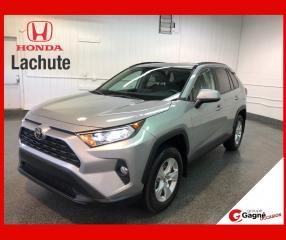 Used 2019 Toyota RAV4 XLE AWD GARANTIE 2024 !!! for sale in Lachute, QC