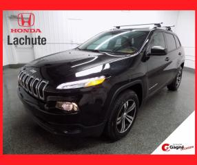 Used 2016 Jeep Cherokee 4X4 Sport CAM/MAGS GARANTIE 2024 !!! for sale in Lachute, QC
