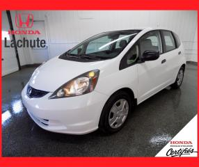 Used 2013 Honda Fit AUTO/ GARANTIE 36 MOIS for sale in Lachute, QC