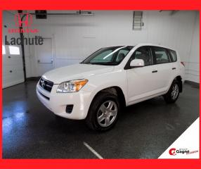 Used 2010 Toyota RAV4 SPORT UTILITAIRE/ GARANTIE 36 MOIS !!! for sale in Lachute, QC