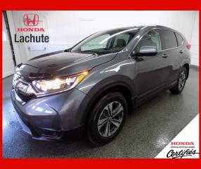 Used 2017 Honda CR-V Honda CR-V/LX/ AWD/ GARANTIE 2024 for sale in Lachute, QC