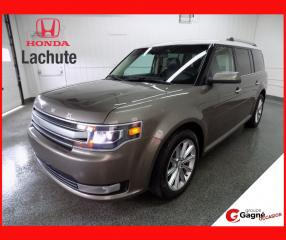 Used 2013 Ford Flex Limited AWD 7passagers GARANTIE 36 MOIS for sale in Lachute, QC