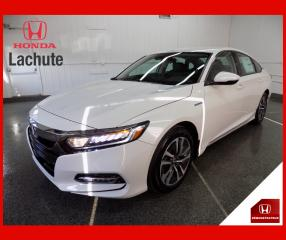 Used 2019 Honda Accord CVT for sale in Lachute, QC
