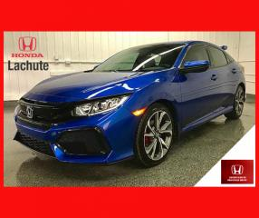 Used 2019 Honda Civic ***HLP***TURBO***HATCHBACK for sale in Lachute, QC