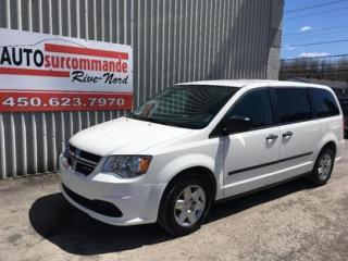 Used 2011 Dodge Grand Caravan CARGO VAN for sale in St-Joseph-Du-Lac, QC