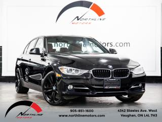 Used 2015 BMW 3 Series 328i xDrive|Sport|Navigation|Heads Up Display|Red Leather for sale in Vaughan, ON