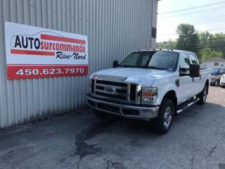 Used 2008 Ford F-250 XLT/ DIESEL / -- GARANTIE 1 AN/ 15 000 KMS -- for sale in St-Joseph-Du-Lac, QC
