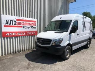 Used 2016 Mercedes-Benz Sprinter -- GARANTIE 1 AN/ 15 000 KMS -- for sale in St-Joseph-Du-Lac, QC