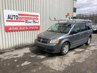 Used 2009 Dodge Grand Caravan -- GARANTIE 1 AN/ 12 000 KMS -- for sale in St-Joseph-Du-Lac, QC