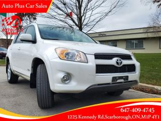 Used 2012 Toyota RAV4 4WD 4dr I4 Limited for sale in Scarborough, ON