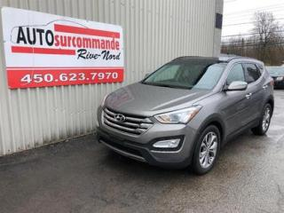 Used 2014 Hyundai Santa Fe Sport Premium-- GARANTIE 1 AN/ 15 000 KMS -- for sale in St-Joseph-Du-Lac, QC