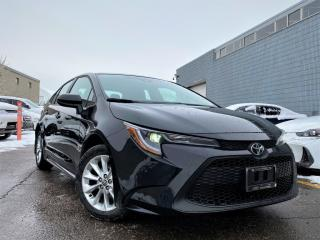 Used 2020 Toyota Corolla |LANE ASSIST|WIRELESS CHARGER|SUN ROOF|ADAPTIVE CRUISE|CAM! for sale in Brampton, ON