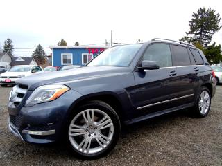 Used 2014 Mercedes-Benz GLK-Class GLK250 BlueTEC Panormic Leather Power Gate Bluetooth Certified for sale in Guelph, ON