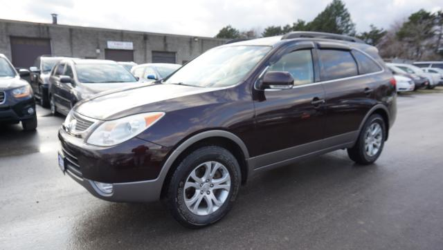 2010 Hyundai Veracruz GLS *7 PASSENGERS* CERTIFIED 2YR WARRANTY *SERVICE RECORDS* SUNROOF CRUISE HEATED SEATS AUX