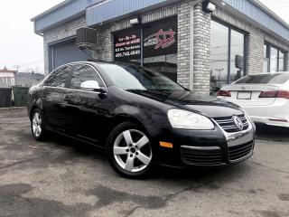 Used 2008 Volkswagen Jetta 4 portes à 5 cyl. en ligne, boîte automa for sale in Longueuil, QC
