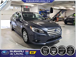 Used 2016 Subaru Legacy 2.5i Touring for sale in Laval, QC