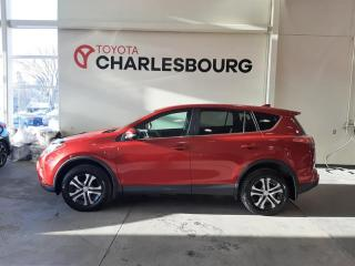 Used 2016 Toyota RAV4 LE AWD for sale in Québec, QC