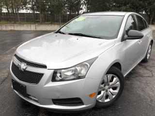 Used 2014 CHEV CRUZE LS 2WD for sale in Cayuga, ON
