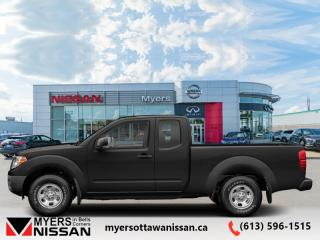 New 2019 Nissan Frontier King Cab PRO-4X Standard Bed 4x4 Manual  - $212 B/W for sale in Ottawa, ON