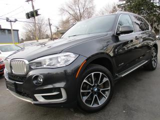 Used 2016 BMW X5 35I XDRIVE|7 PASSENGER|NAVIHEADS-UP DISPLAY|84KMS for sale in Burlington, ON