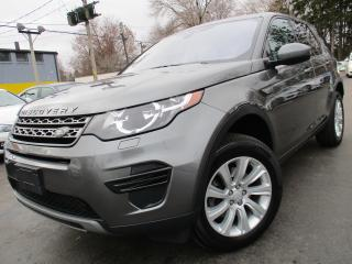 Used 2017 Land Rover Discovery Sport SE SPORT | NAVI | MOON ROOF | ONE OWNER | 72,000KM for sale in Burlington, ON