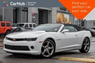 Used 2014 Chevrolet Camaro 1LT|Boston.Audio|Sat.Radio|Navi|Backup_Cam|Remote.Start| for sale in Thornhill, ON
