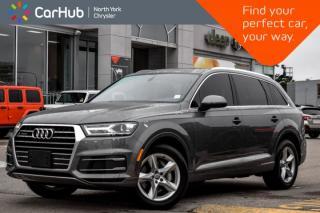 Used 2018 Audi Q7 Komfort|Navi|Pano_Sunroof|Backup_Cam|Heat.Frnt.Seats|KeyLess|Sat.Radio for sale in Thornhill, ON