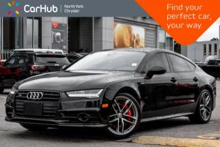 Used 2017 Audi S7 BASE for sale in Thornhill, ON