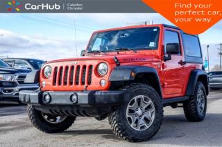 Used 2015 Jeep Wrangler Rubicon|4x4|Dual Top|Navi|Bluetooth|Leather|Heated Front Seats|Keyless|17