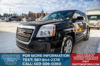 Used 2017 GMC Terrain AWD, 2.4L, SLE-1 for sale in Okotoks, AB