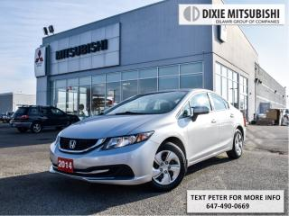 Used 2014 Honda Civic for sale in Mississauga, ON