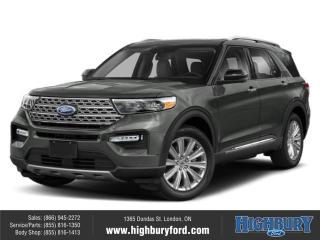New 2020 Ford Explorer XLT for sale in London, ON