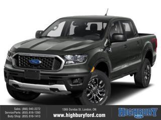 New 2020 Ford Ranger XLT for sale in London, ON