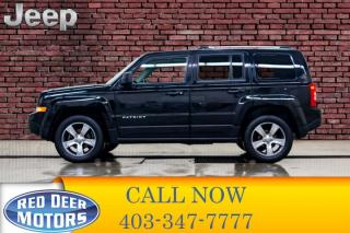 Used 2016 Jeep Patriot 4x4 High Altitude Leather Roof for sale in Red Deer, AB