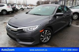 Used 2016 Honda Civic 4dr CVT EX for sale in Laval, QC
