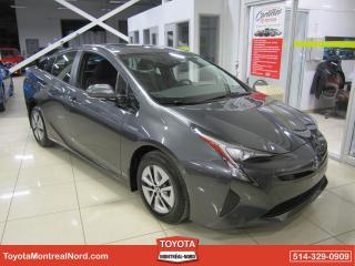 Used 2018 Toyota Prius Technologie +CUIR+NAV+CAMERA RECUL+BLUET for sale in Montréal-Nord, QC