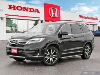 Used 2019 Honda Pilot Touring Demonstrator! Save Freight and PDI! for sale in Waterloo, ON