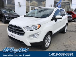 Used 2018 Ford EcoSport SE BAS KILOMÉTRAGE! for sale in Shawinigan, QC