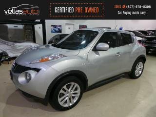 Used 2013 Nissan Juke SL| AWD| NAVI| LTHR| SUNROOF for sale in Vaughan, ON