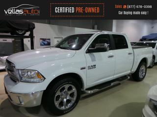 Used 2015 RAM 1500 Laramie LARAMIE| CREW CAB| 4X4| LTHR| SUNROOF for sale in Vaughan, ON
