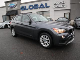 Used 2013 BMW X1 xDrive28i PANORAMIC ROOF . for sale in Ottawa, ON