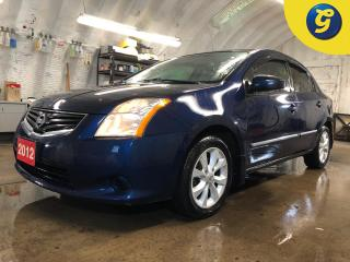 Used 2012 Nissan Sentra SL * Power sunroof * Keyless/passive entry * Climate control * Hands free steering wheel controls * Cruise control * Traction control * Intermittent w for sale in Cambridge, ON